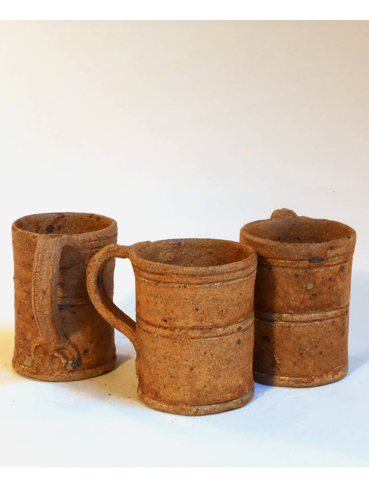 Fine brown straight cup